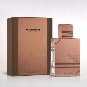 Haramain Amber Oud 60ml Spray (Tobacco Edition)