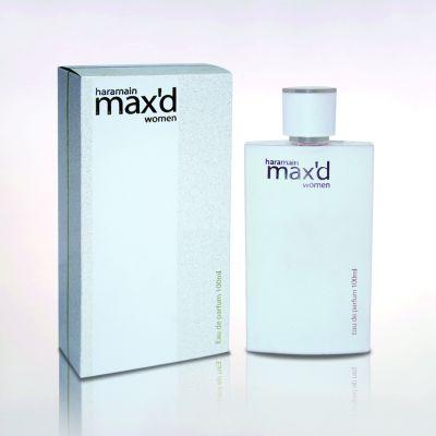 Haramain Max'd women 100ml Spray