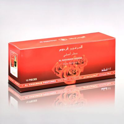 Al Haramain Firdous 15ml Box of 12