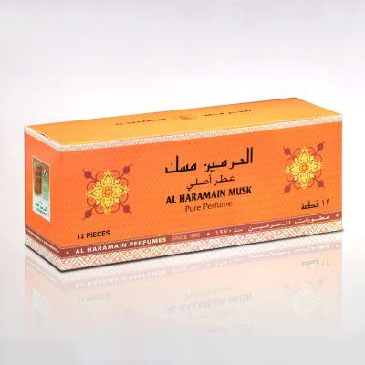 Al Haramain Musk 15ml Box of 12