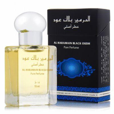 Al Haramain Black Oudh 15ml Box of 12