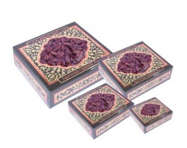 HARAMAIN AGARWOOD COMBODI NO:1 SMALL WOODEN BOX 25GMS