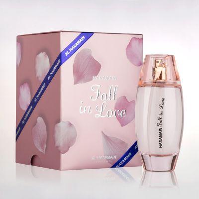 Haramain Fall In Love (Pink) Spray