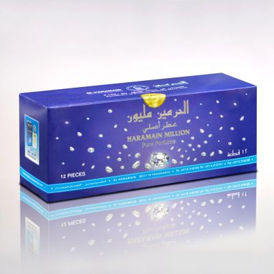 Al Haramain Million 15ml Box Of 12