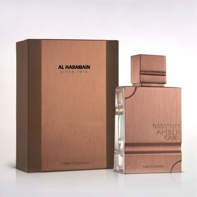 Haramain Amber Oud 60ml Spray (Tobacco Edition)