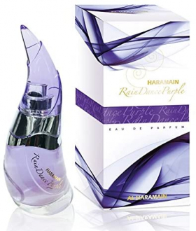 HARAMAIN RAIN DANCE PURPLE SPRAY (100ML)(Buy 1 Get 1 Free **Limited offer**)