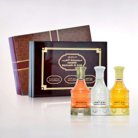 Majmuath Al Arab Spray Gift Set
