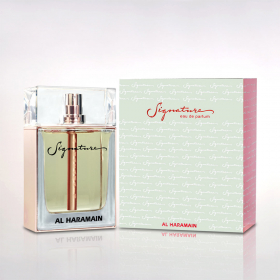 Haramain Signature Rose Gold Spray For Women 100ml