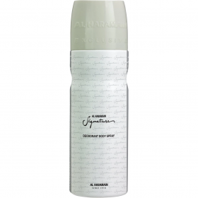 AL HARAMAIN SIGNATURE MEN DEODORANT BODY SPRAY