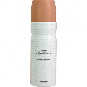 AL HARAMAIN SIGNATURE WOMEN DEODORANT BODY SPRAY