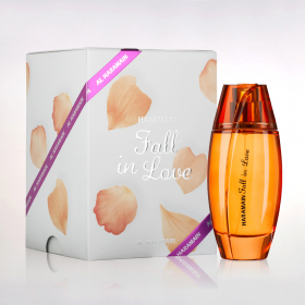 Haramain Fall In Love (Orange) Spray