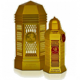 AL HARAMAIN GOLDEN OUD SPRAY 100ml