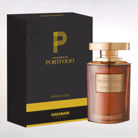 Haramain Portfolio Imperial Oud Spray 75ml