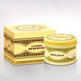 Al Haramain Oudh Hindi Maal Attar 50gms