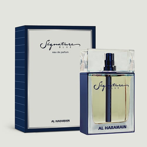 Al Haramain Signature Blue Spray 100ml